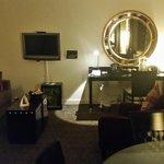 De lux rom - sofadelen