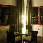 De luxe rom - hjørne med utsikt i to himmelretninger