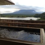 The Open Air Onsen on the 4th Floor