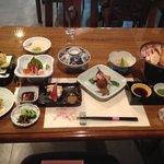 Dinner (kaiseki-ryori)