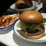 Bluu Smoke Stack Burger