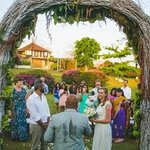 Wedding @ Villa Bidadari Grass Lawns