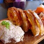 Seafood Plank