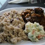 Oxtail over rice special (large)