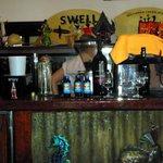 Mini bar counter