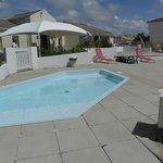 piscine du  village  vacances