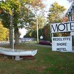 Redclyffe Shore Motel Foto