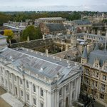 The Senate House, Gonville and Caius, and Trinity Hall