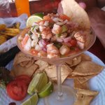 Best Ceviche EVER !!!
