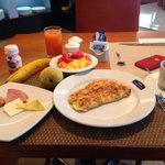 A desayunar!!!