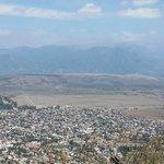 Vistas a la ciudad de Salta