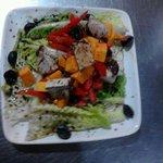 Lamejor ensalada griega