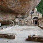 Oud gedeelte van het Monasterio