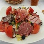 Entrée - Salade ibérique