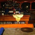 Margarita at Jolly Roger....Mmmmm