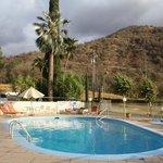 Three Rivers Western Holiday Lodge Pool