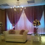 One of their ballrooms