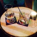 Bombay gin & tonic