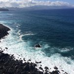 Clear blue waters - Ribeira Grande