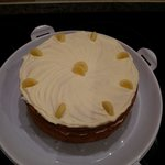 Scrumptious lemon cake