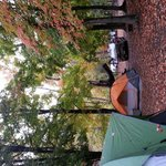 Tenting down by the River