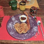 Great frech toast breakfast