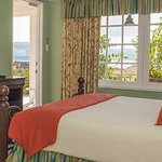 Ocean view rooms at Polkerris Bed and Breakfast