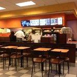 Dunkin' Donuts Elmhurst West Interior