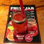 Fruit Jar Cocktail