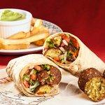 Sandwich Shaula - de Falafel