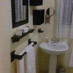 Well setup bathroom