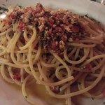 Spaghetti Gaetano's style