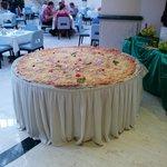 Пицца в итальянский вечер