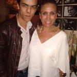 Visite de notre jeune acteur marocain