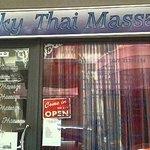Lucky Thai Spa Entrance