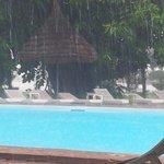 piscine hotel mande
