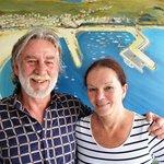 Me and Domi at the Bahia