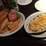Fish n Chips and Shepherds Pie