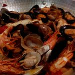 cataplana (seafood) for 2