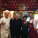 The family who makes the restaurant great!