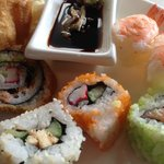 The best of the sushi selection