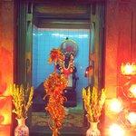inside Mariamman temple