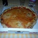 pizza QUATTRO FORMAGGI!