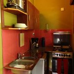 Magadi Studio Kitchenette