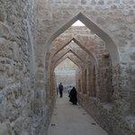 Arches in the Interior