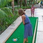 Who wants to play miniature golf??