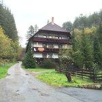 Waldgasthof Steinasäge Foto