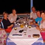 Night out at Kapetanios Restaurant