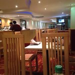 Very pleasant place and good food