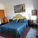 Bedroom at Ca' Angeli